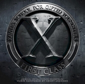 X-men: first class : original motion picture soundtrack