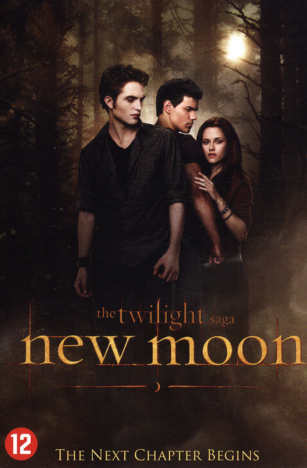 The twilight saga. [2], New moon