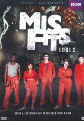 Misfits. Serie 2
