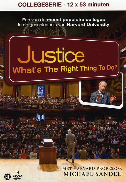 Justice : what's the right thing to do?