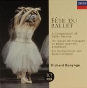 Fête du ballet : A compendium of ballet rarities