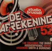 De afrekening van Studio Brussel. 52