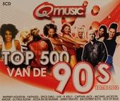 Het beste uit de Q-music top 500 van de 90's : Editie 2012