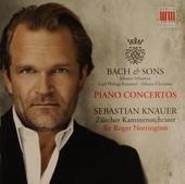 Bach & sons : piano concertos