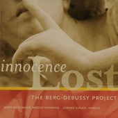 Innocence lost : The Berg-Debussy project
