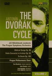 The Antonín Dvořák cycle volume 2. vol.2