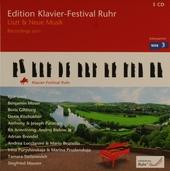 Edition Klavier-Festival Ruhr : Liszt & Neue Musik. vol.27