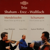 Mendelssohn & Schumann
