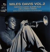 Miles Davis. Vol. 2, Thirteen classic albums plus : live & bonus tracks