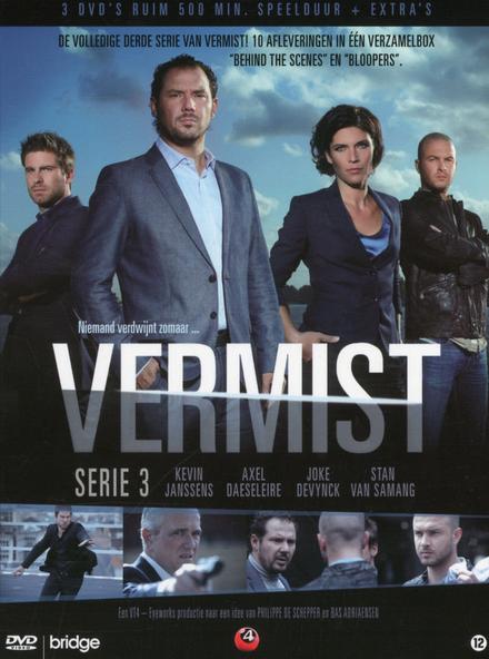 Vermist. Serie 3