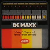 De maxx [van] Studio Brussel : long player. 23, Retro house edition