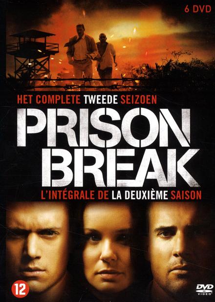 Prison break. Seizoen 2
