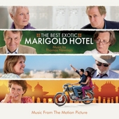 The best exotic Marigold hotel : music from the motion picture