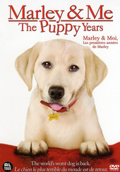 Marley & me : the puppy years