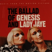 The ballad of Genesis and Lady Jaye : music from the motion picture