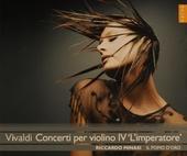 Concerti per violino IV : l'imperatore