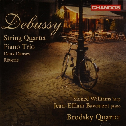 Premier quatuor, op. 10
