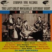 The last great rockabilly saturday night. vol.3