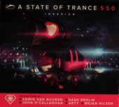 A state of trance 550 : Invasion