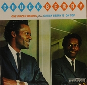 One dozen Berry ; Chuck Berry is on top