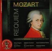 Requiem : transcription by Car Czerny for soli, coro & piano four hands