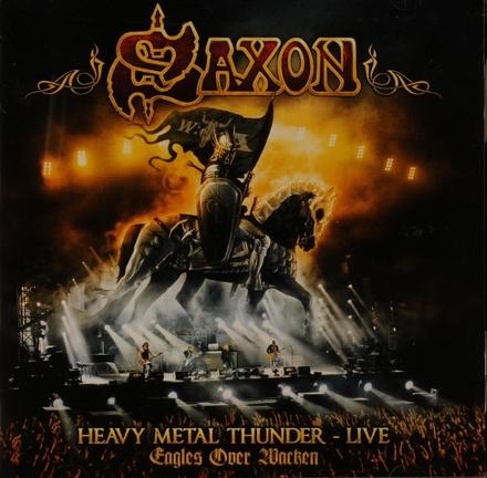 Heavy metal thunder : live - Eagles over Wacken