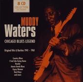 Chicago blues legend : original hits & rarities 1941-1961