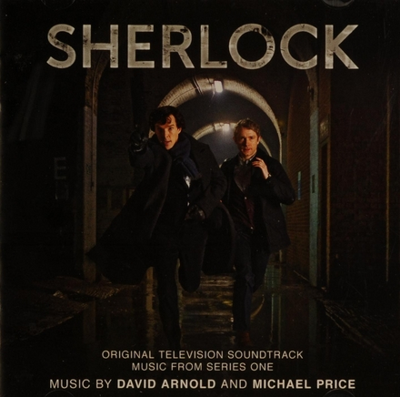 Sherlock : original television soundtrack : music from series one