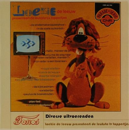 Loekie de Leeuw presenteert de leukste tv toppertjes