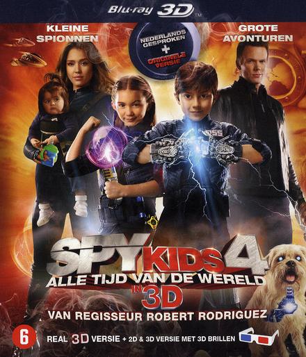 Spy kids 4 : Alle tijd van de wereld