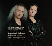 Vinum et musica : Songs & dances from Nuremberg sources (15th & 16th century)
