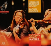 La cetra : 12 violin concertos