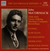 The McCormack edition, Vol.9. vol.9