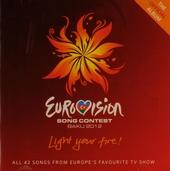 Eurovision song contest : Baku 2012 : light your fire!