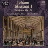 Johann Strauss I edition, vol.21. vol.21