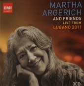 Martha Argerich and friends : live from the Lugano Festival 2011
