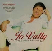 Jo Vally zingt Zuiderse klassiekers