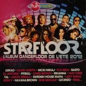 Starfloor : L'album dancefloor de l'été 2012