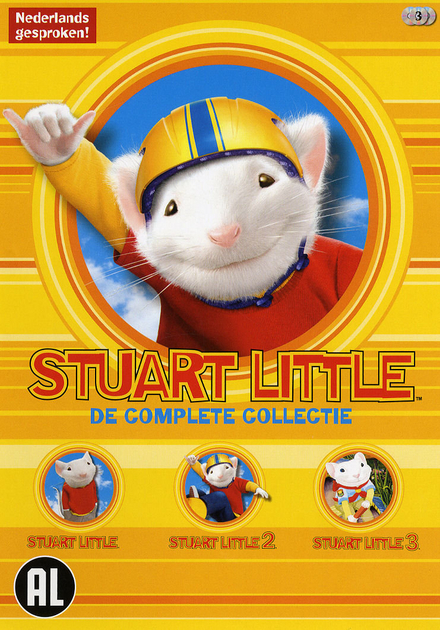 Stuart Little : de complete collectie