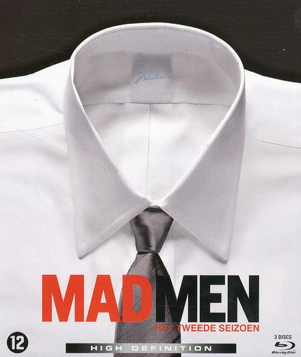 Mad men. Het tweede seizoen