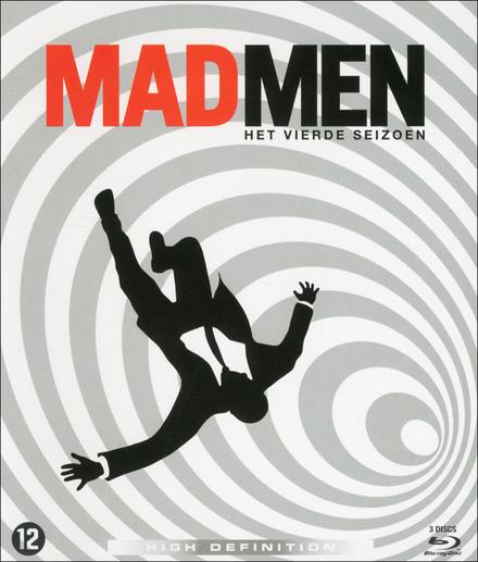 Mad men. Het vierde seizoen