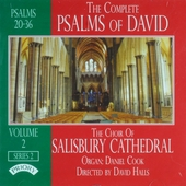 The complete psalms of David volume 2. vol.2