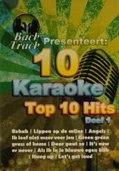 10 karaoke top 10 hits. vol.1