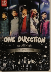 Up all night : the live tour