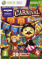 Carnival games : in beweging! : 20 spellen en attracties