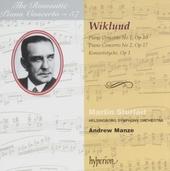 The romantic piano concerto. 57