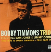This here is Bobby Timmons ; Easy does it