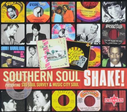 Southern soul shake!
