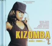 Kizomba : Dança comigo... 2. vol.2 cd 1