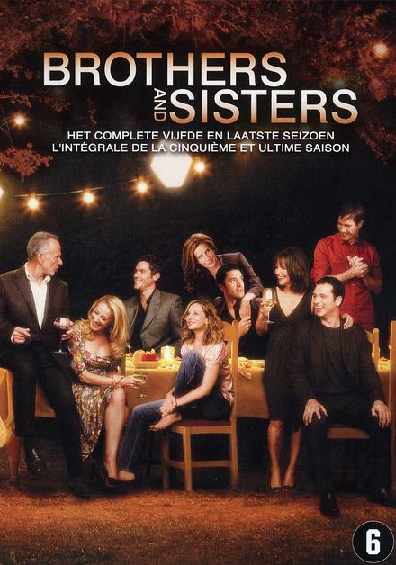 Brothers and sisters. Het complete vijfde en laatste seizoen